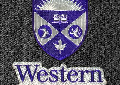 Western U Crest